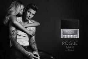 RiRi Breaks Into the Men's Beauty Market With Her New Fragrance Rogue Man by Rihanna