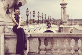 Model Jessica Minh Anh Reveals Her Eighth History-Making Catwalk Location