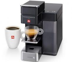 Coffee and Espresso Are United As One in New illy Y5 Duo Gadget