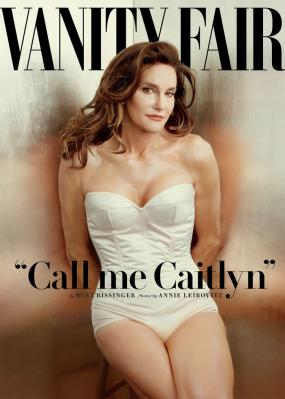 Kim K�s Baby News Takes a Back Seat to Caitlyn Jenner�s Stunning <i>Vanity Fair</i> Cover