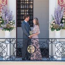 And the Bride Wore Valentino: Pierre Casiraghi & Beatrice Borromeo Tie the Knot in Royal Wedding