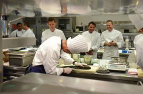 Ment�or BKB, young chefs competition