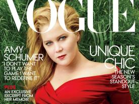 Watch Anna Wintour Perform Stand-Up to Celebrate Amy Schumer's First <i>Vogue</i> Cover