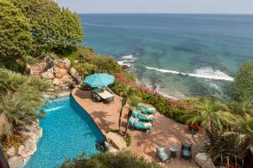 Johnny Carson's Malibu Estate Hits the Market at $81.5 Million