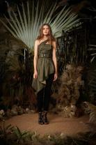 Nicole Miller Brings Safari Chic to the Urban Jungle at NYFW