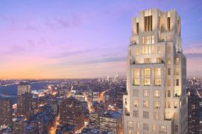 Fifty Percent of NY�s Four Seasons� 30 Park Place Sold After Only 4 Months on the Market