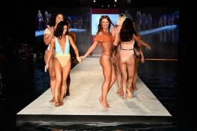 Sports Illustrated Unveils Their New, Exclusive Swimwear Brand at SWIMMIAMI