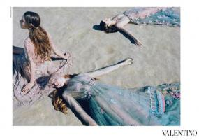 Valentino Taps Unknown Photographer for Ethereal Spring 2015 Campaign