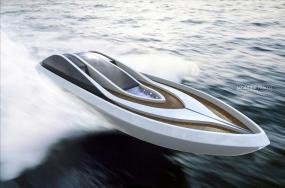The Arya Concept Yacht Stresses the Importance of Aerodynamics