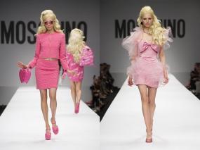 Moschino SS15: We're All Moschino Girls In Jeremy Scott's Barbie World