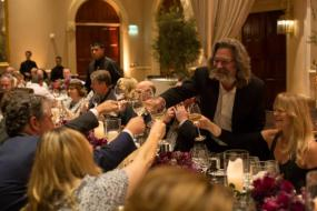 Julia Child and Kurt Russell Make a Splash at Bacara Resort�s Food and Wine Weekend