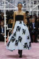 Raf Simons Takes on Reimagined Retro for Dior's Haute Couture Spring 2015 Collection