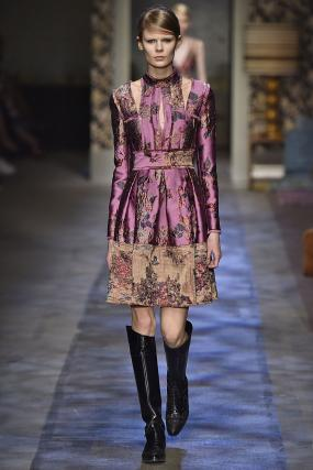 That '70s Show: Erdem Takes Us Back To the Decade of Retro Gowns and Glamour