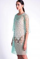 Fashion Student Creates Entire Graduate Collection Using 3D Printed Materials