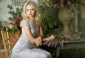 Discussing Bridal Couture With Claire Pettibone