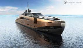 New Federico Fiorentino Superyacht Concept Is Already Drawing Attention