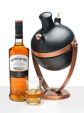 Bowmore Seeks to Educate with Water & Whisky Program