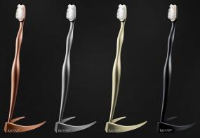 Reinast's Luxury Titanium Toothbrush Is Not As Ridiculous As It Sounds