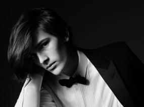 James Bond & Batman's Sons to Star in New Men's Campaign for Saint Laurent