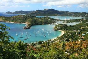 The Caribbean Islands in All Their Splendor