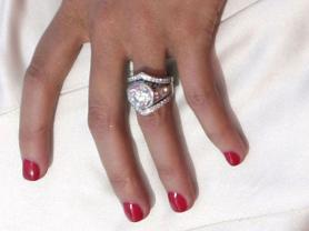 Celebrity Engagement Rings | Kate Middleton, Hilary Duff and More