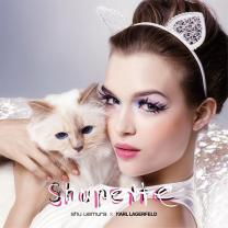 Shu Uemura & Karl Lagerfeld Collaborate on a Special-Edition Choupette Collection