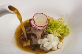 St. Regis Mexico City, Confit Duck Leg, recipe