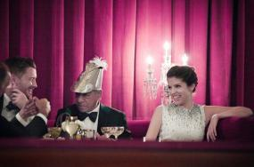 A Behind-the-Scenes Look at Anna Kendrick's Kate Spade Holiday Campaign