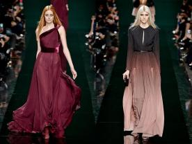 Elie Saab RTW Fall 2014: A Stunning Collection of Subdued Opulence