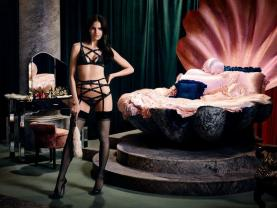 Agent Provocateur Releases Fall/Winter 2014 Campaign Featuring Missy Rayder