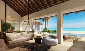 Four Seasons' New Private Island Retreat is a UNESCO Hideaway