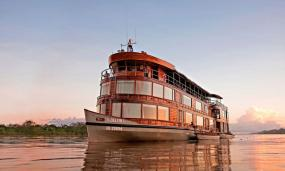 The Most Comfortable Way to Explore the Peruvian Amazon