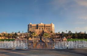The Emirates Palace: Abu Dhabi�s Icon of Opulence