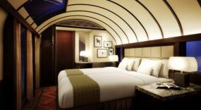 Japanese Sleeper Train by Ferrari Designer Ready For its First Journey
