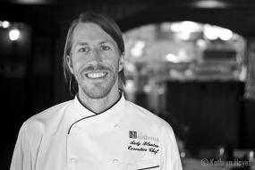 From Dishwasher to the James Beard House: Chef Andy Blanton