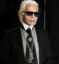 Karl Lagerfeld: Designer, Photographer and Now�Newspaper Sartorialist?