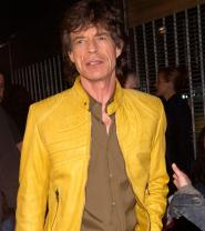 Mick Jagger Donates Scholarship to Central Saint Martins in Honor of L'Wren Scott