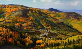 Travel to Park City For a Fall Getaway Before the Snow Sets In