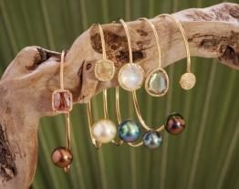 Hinerava's Tahitian Jewelry Fall Collection Now Available on Paul Gauguin Cruises