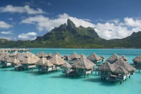 Experience an Island of Possibilities at The St. Regis Bora Bora