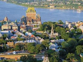 Qu�bec City: French Culture, Style & Class Packed Into One Cruise Port