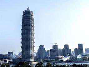 JW Marriott Zhengzhou Becomes the Tallest Hotel in Central China