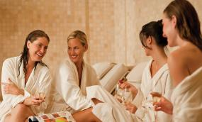 Get Your Girlfriends Together & Spend a Day at The Resort at Pelican Hills' New Spa Suite