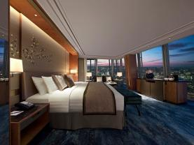 Experience Luxury Among the Clouds at Western Europe's Tallest Elevated Hotel