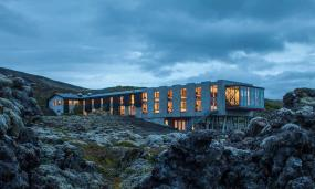 Iceland's Sleek and Poised ION Luxury Adventure Hotel is for the Design-Loving Traveler