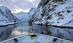 Hurtigruten's Norway Coastal Voyages Gives You Optimal Viewing of the Northern Lights
