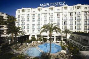 Hyatt Hotel Brings Updated Looks to the Classic H�tel Martinez Under New Ownership