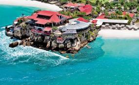 Live the Rockstar Life at Eden Rock St Barths' 16,000-Square-Foot Villa