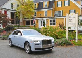 A Rolls-Royce Tour of Grace Hotels� Posh New England Properties