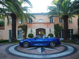 BMW and Relais & Ch�teaux Shack Up for Hotelier's 60th Anniversary